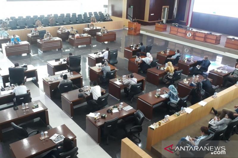 DPRD Kota Bogor tunggu Raperda RPJMD