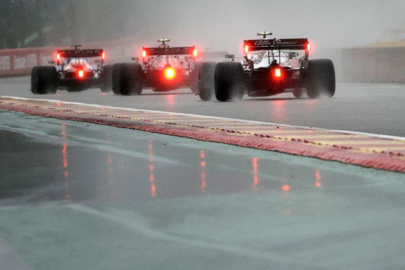 GP Belgia 2021 masuk daftar balapan F1 dengan separuh poin