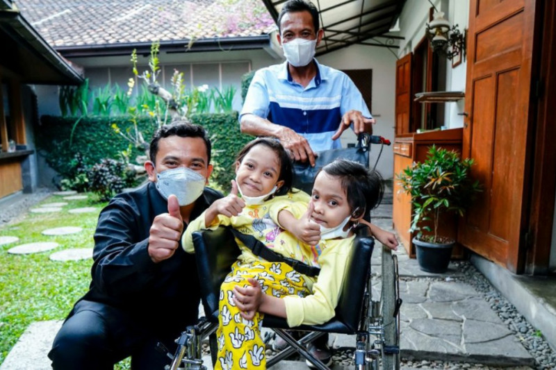 Dinas Pendidikan Jawa Barat siap kawal pendidikan anak kembar siam asal Garut