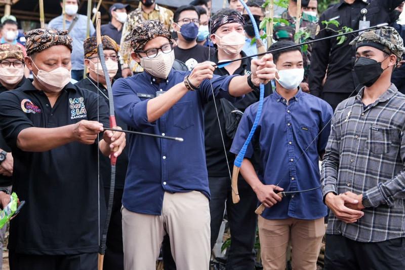 Menparekraf dorong potensi edukasi peternakan di Desa Wisata Sukabumi