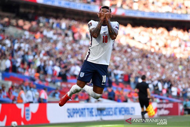 Inggris cukur Andorra 4-0