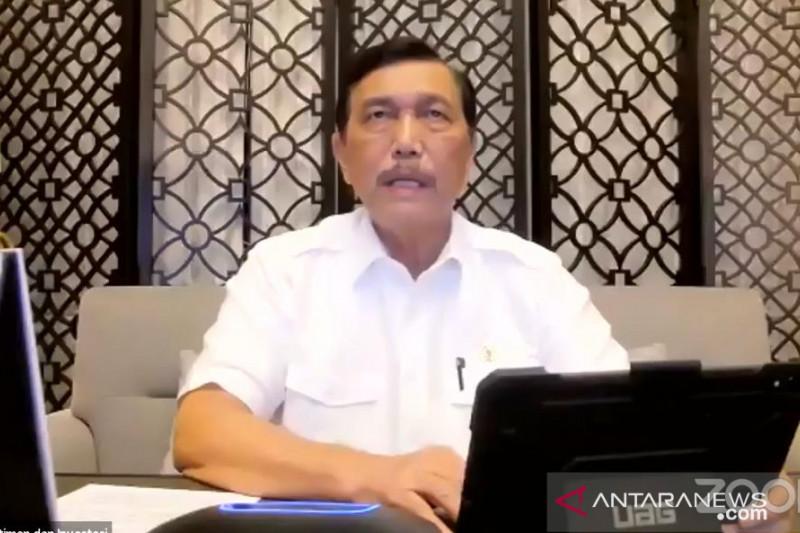 11 kabupaten/kota di Jawa-Bali masih terapkan PPKM level 4