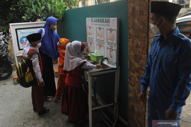 Pembelajaran Tatap Muka di Palembang