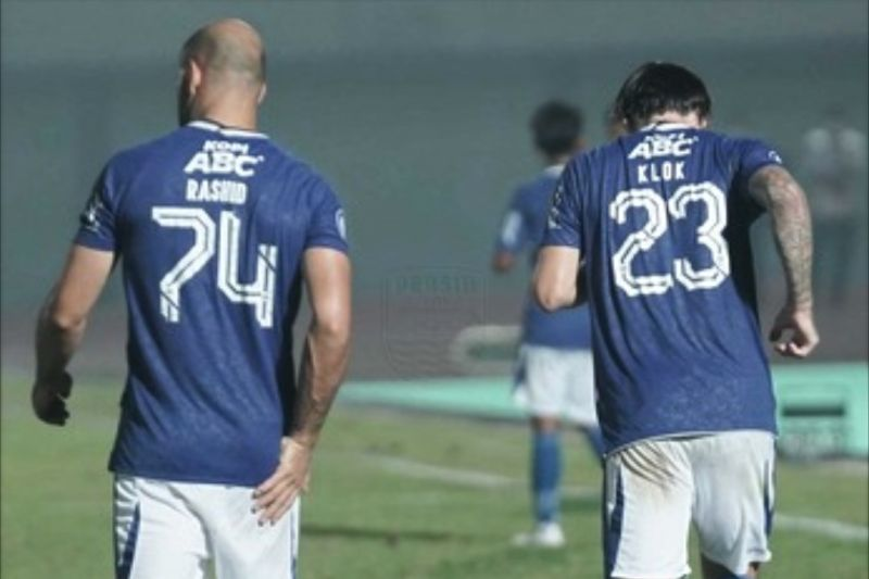 Bali United waspadai duet Marc Klok dan Rashid