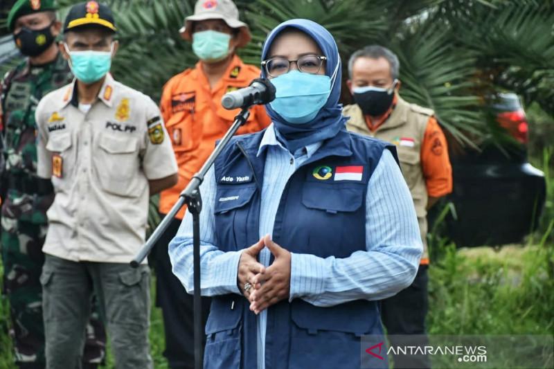 Warga di sekitar Sungai Cidurian Bogor diminta waspada
