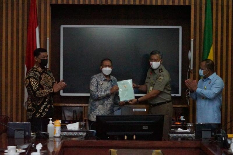 KPK-Kejagung-BPN bantu Pemkot Bandung selamatkan aset Rp54 miliar