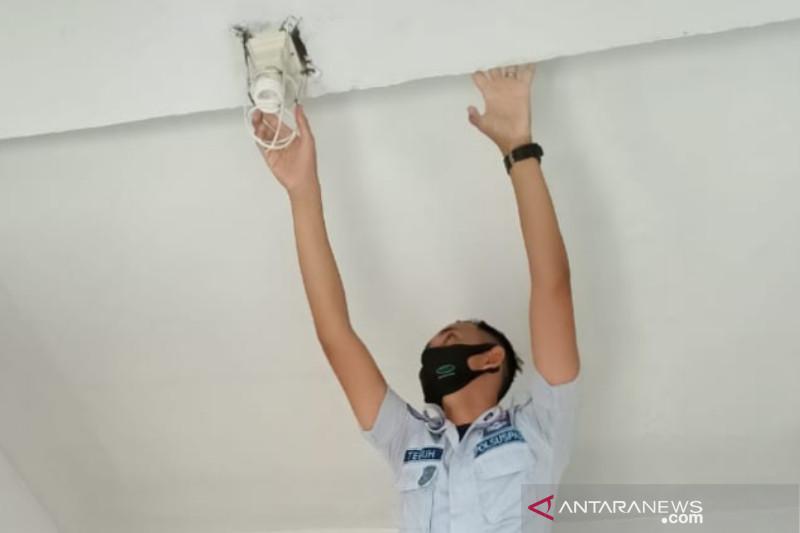 Lapas Garut periksa kehandalan jaringan listrik antisipasi kebakaran