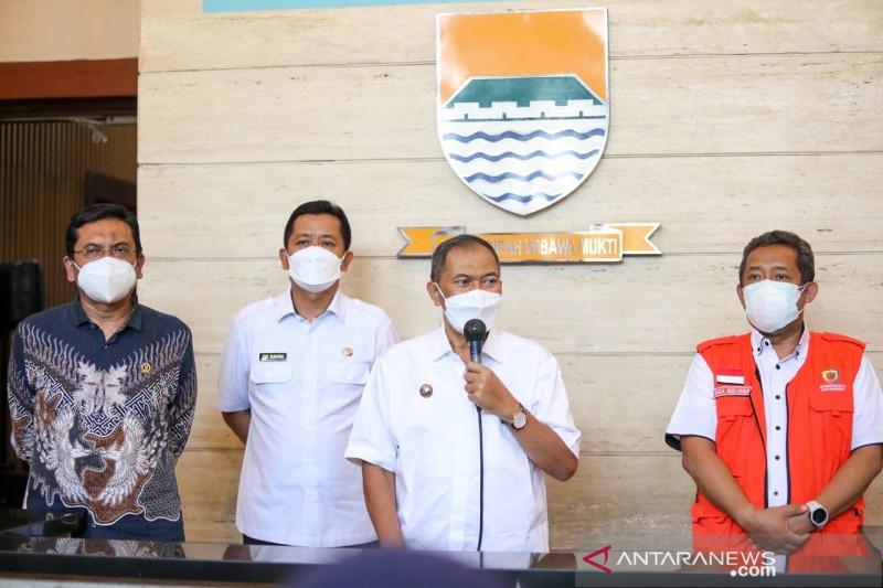 Kota Bandung masuk zona risiko rendah COVID-19