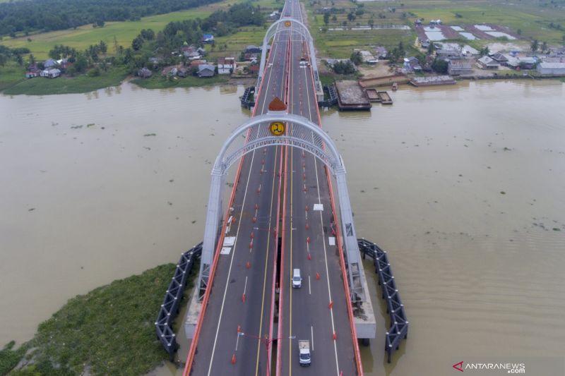 Jalan Tol Trans Sumatera Ruas Kayu Agung-Palembang