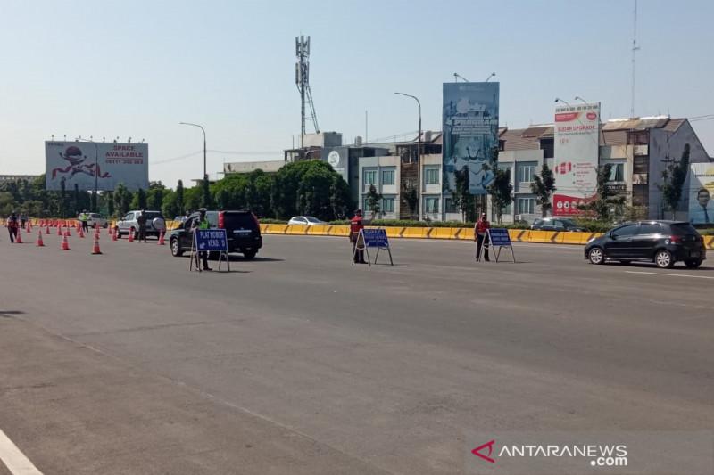 Polrestabes Bandung kaji penerapan ganjil genap kendaraan di dalam kota