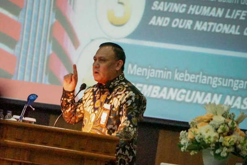 KPK ingatkan DPRD Jawa Barat waspadai titik rawan korupsi soal penganggaran