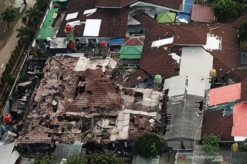 Kemarin, korupsi cukai rokok sampai penelusuran kebakaran LP Tangerang