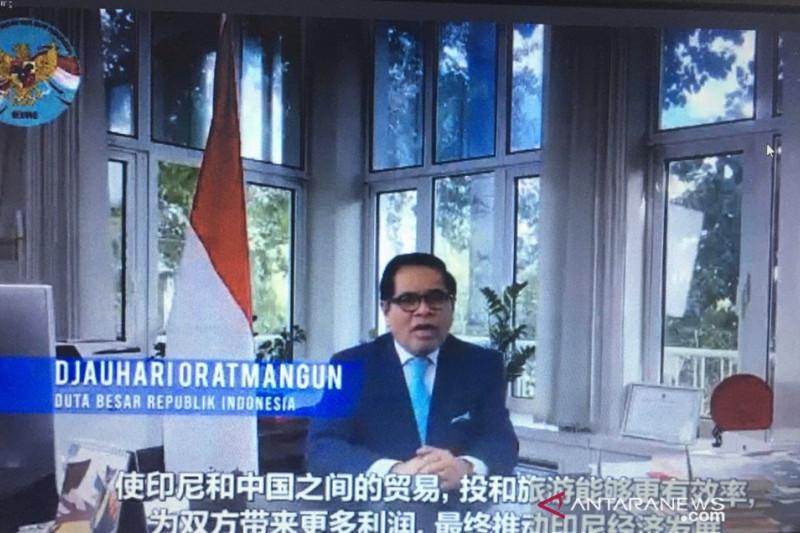 Dubes semangati pengusaha Indonesia agar tak mengeluh untuk bisa masuk China