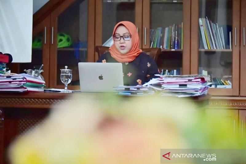 Bupati Bogor tata internet desa untuk pemilu 2024