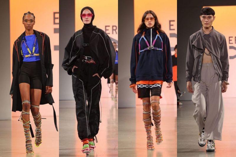 Erigo sukses tampil di gelaran New York Fashion Week
