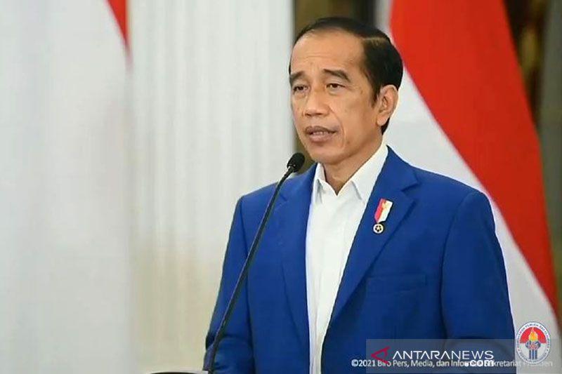Presiden Jokowi tetapkan PP tentang Disiplin Pegawai Negeri Sipil