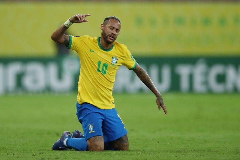 Neymar mengeluh tidak dapat penghormatan dari penggemar walau Brazil menang