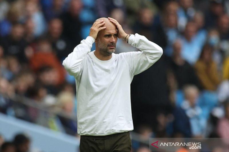 Guardiola bingung dengan larangan tampil pemain Brazil