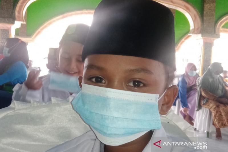 PKB dan Pemkab Lampung Timur gelar vaksinasi di Pondok Pesantren Darussalam Braja Dewa