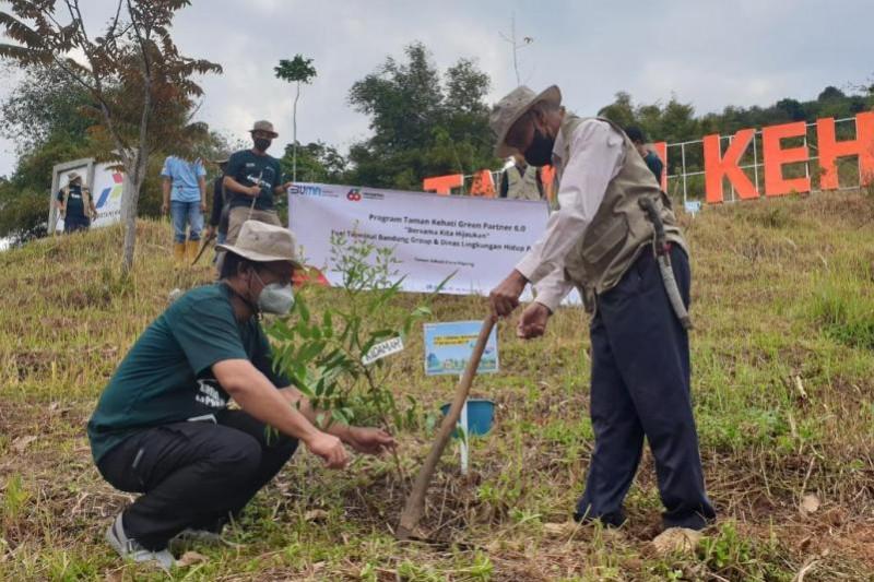 Pertamina dan DLH Jabar berkolaborasi lestarikan Taman Keanekaragaman Hayati