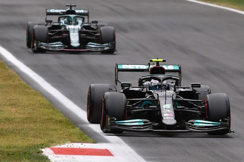 Valtteri Bottas rebut 'pole sprint race' Grand Prix Italia