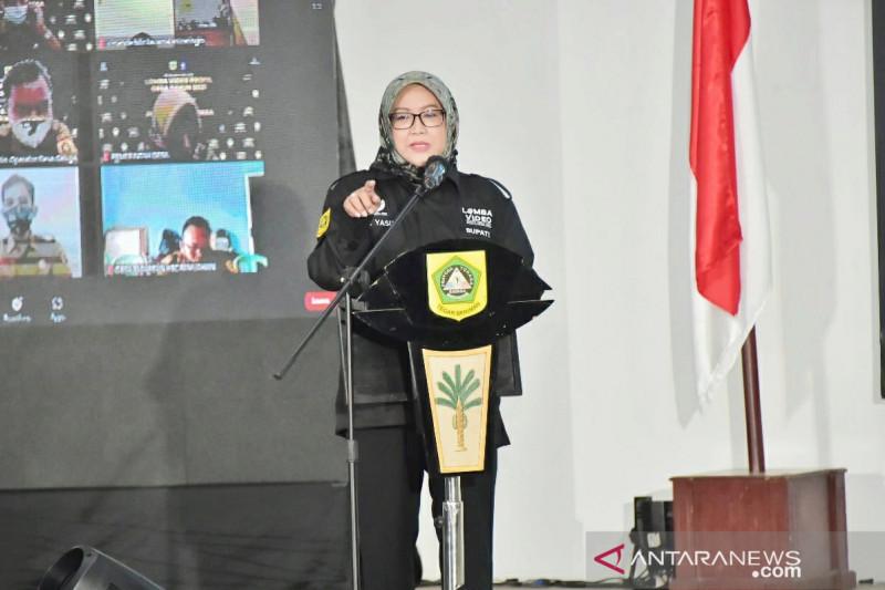 IPB mendorong Bupati Bogor Ade Yasin jadi Ibu Pembangunan Desa