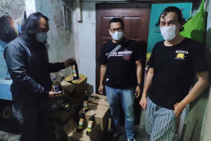 Polres Majalengka gelar operasi pekat ciptakan kamtibmas