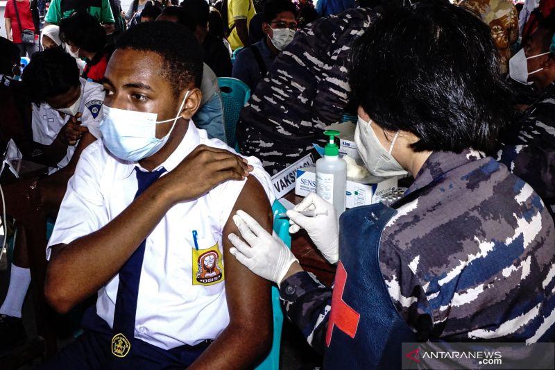 Penerima vaksin lengkap sudah capai 44,1 juta warga Indonesia