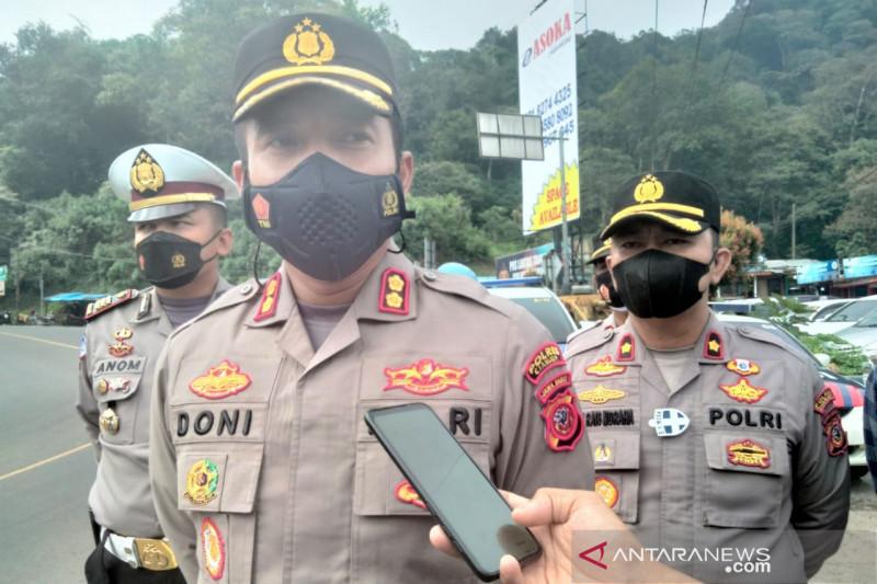 Polres Cianjur instruksikan polsek gencarkan patroli cegah remaja penyetop truk