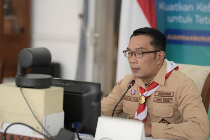 Pariwisata bangkit 2022 jika vaksinasi selesai 2021, kata Ridwan Kamil