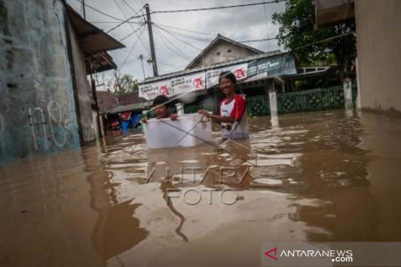 Banjir Di Rangkasbitung