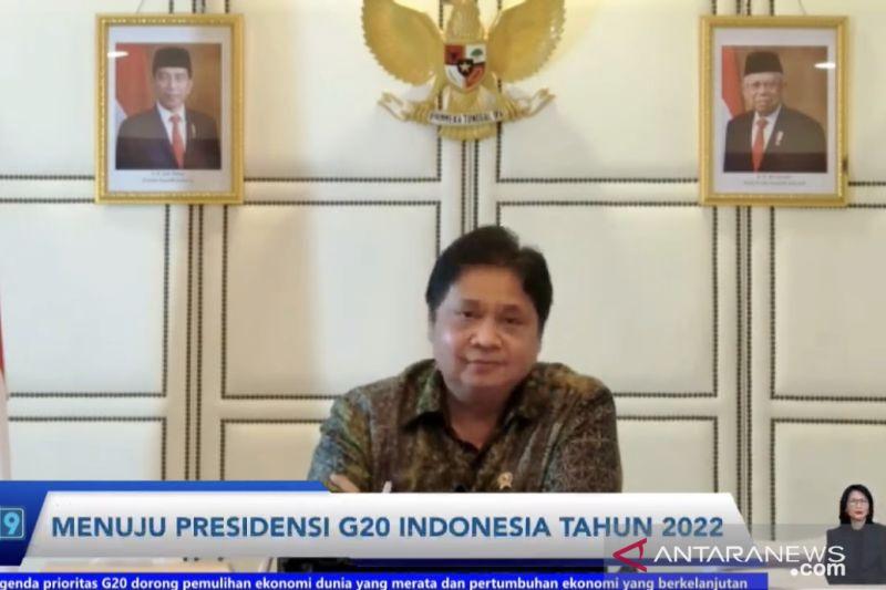 Indonesia akan resmi jabat Presidensi G-20 pada 1 Desember