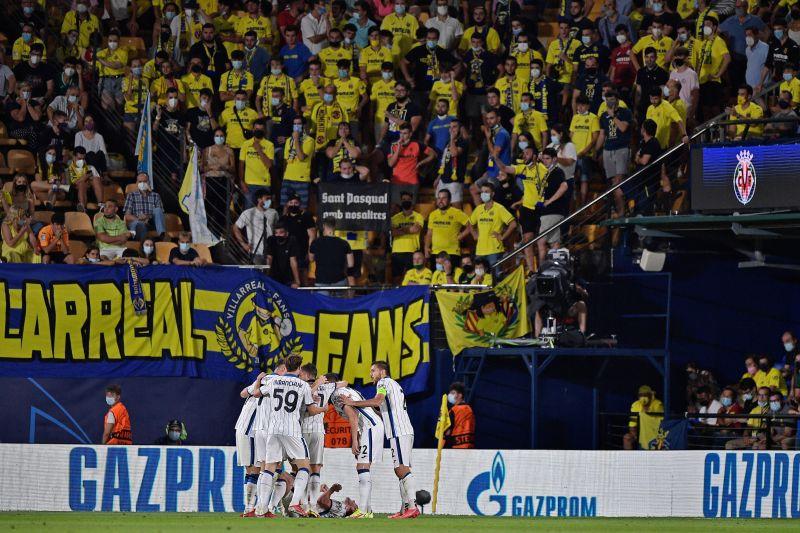 Atalanta selamat dari kekalahan lawan 10 pemain Villarreal