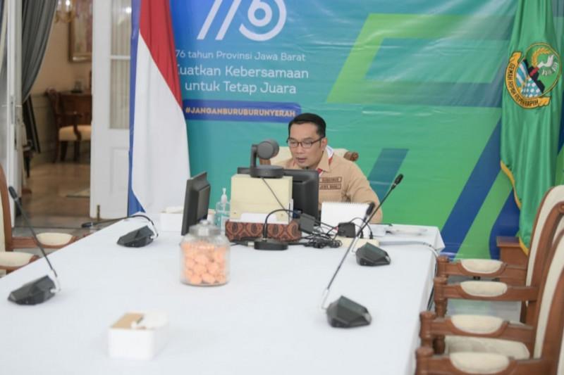 18 juta dosis vaksin sudah disuntikkan kepada warga Jawa Barat