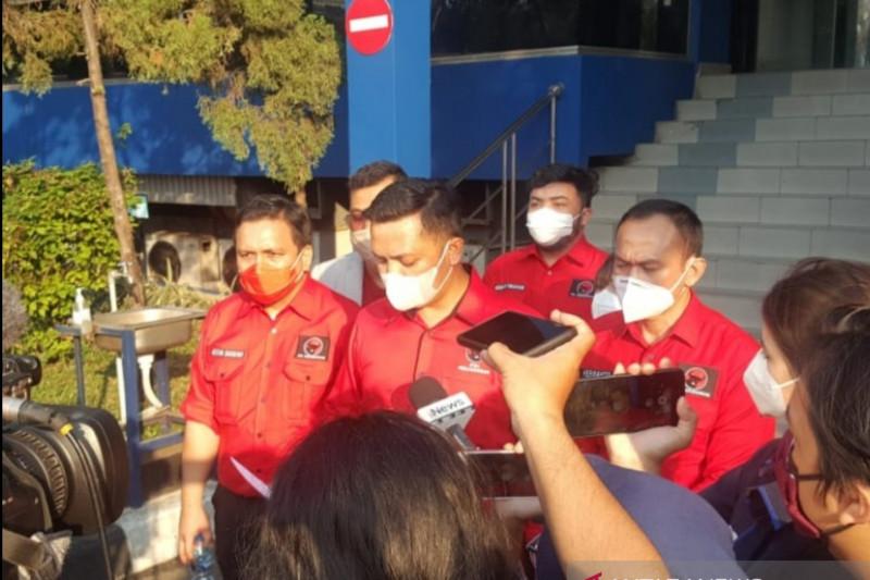 PDIP DKI laporkan Hersubeno Arief soal dugaan penyebaran hoaks ke Polisi
