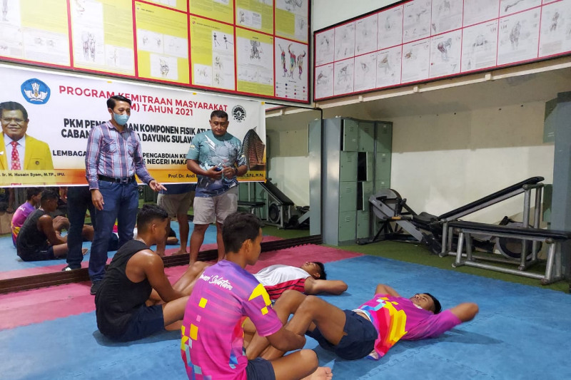 Tarung Derajat Sulsel waspadai tim Jabar dan Aceh di PON
