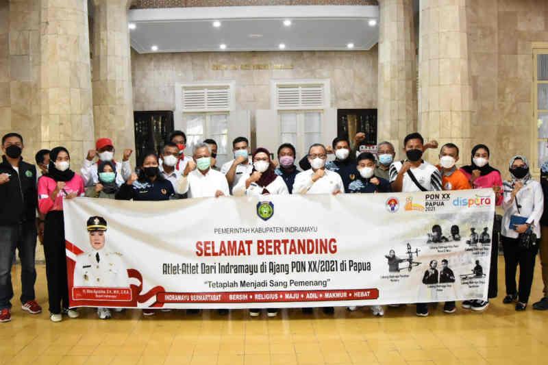 Indramayu kirim tujuh atlet wakili Jawa Barat pada PON Papua