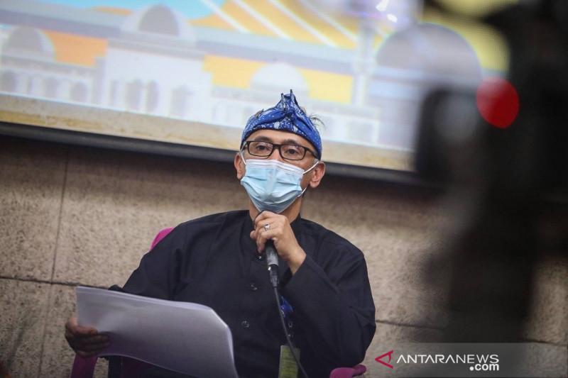 Hari Jadi Kota Bandung diisi kegiatan pemulihan ekonomi