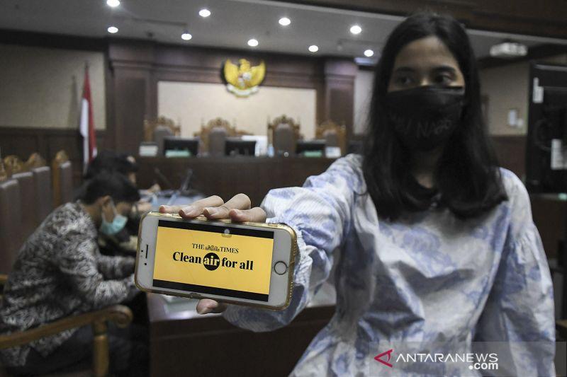 Hakim putuskan Presiden hingga Gubernur melawan hukum polusi udara
