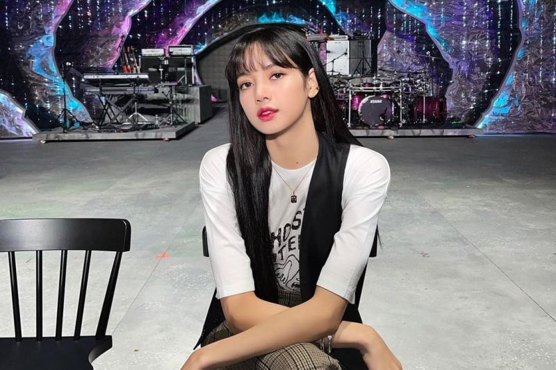 Lisa BLACKPINK raih peringkat satu reputasi brand anggota girl group