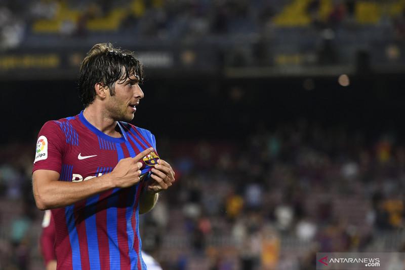 Sergi Roberto sepakat perpanjang kontrak dua tahun di Barcelona