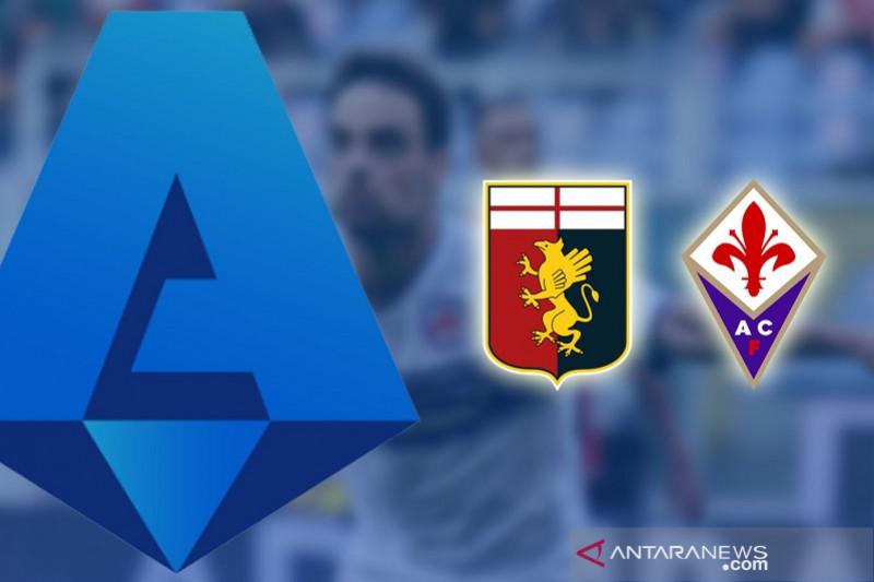 Fiorentina teruskan tren positif dengan menang di Genoa