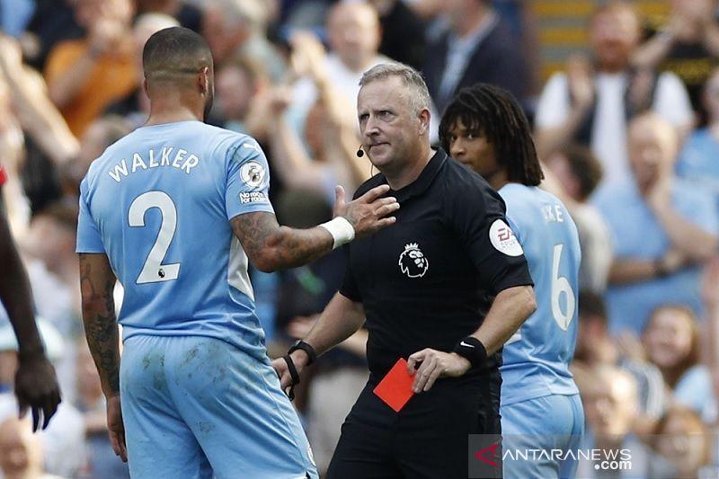 VAR paksa Manchester City vs Southampton seri tanpa gol