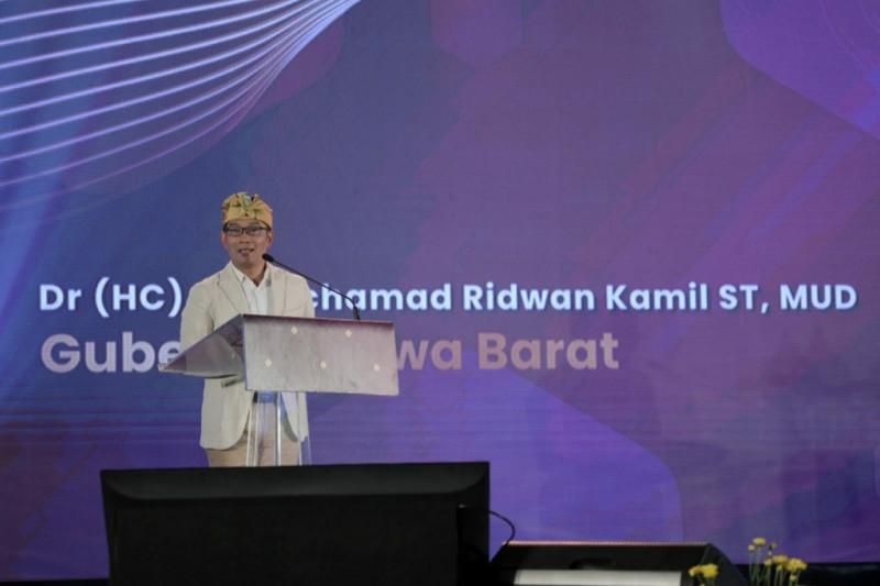 Gubernur Ridwan Kamil ajak nasabah prioritas Bank BJB beli produk UMKM Bali