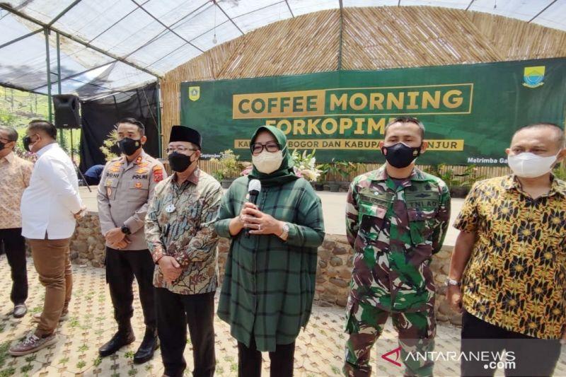 Bupati Bogor dan Cianjur desak Kementerian PUPR segera bangun Jalur Puncak II