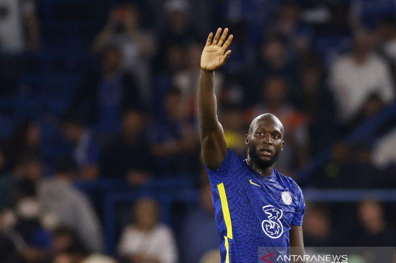 Romelu Lukaku bisa jadi kapten masa depan Chelsea, kata Tuchel