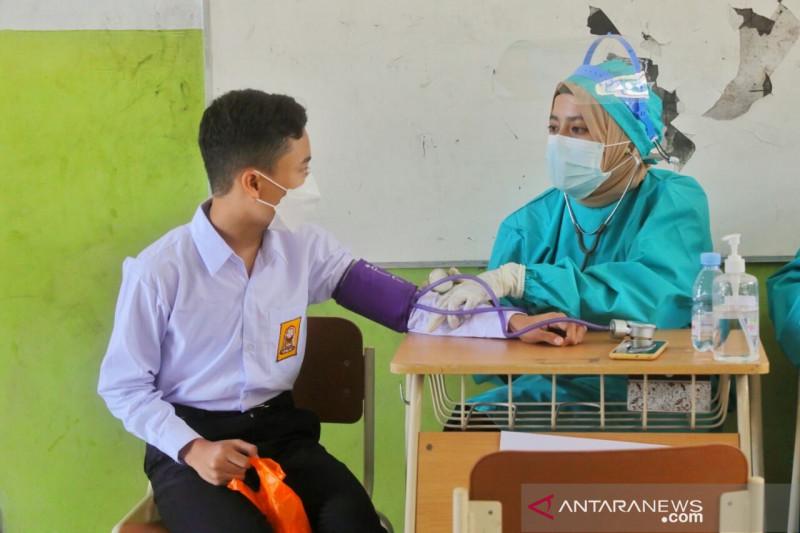 Pemkot Bandung berusaha percepat penuntasan vaksinasi remaja