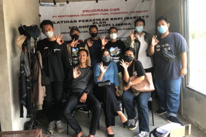 Dorong penciptaan lapangan kerja, Pertamina berdayakan UMKM pemuda kreatif di Karawang