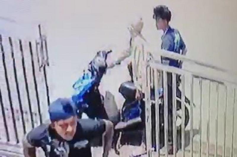 Polres Sukabumi ciduk buronan kasus pencurian di puskesmas
