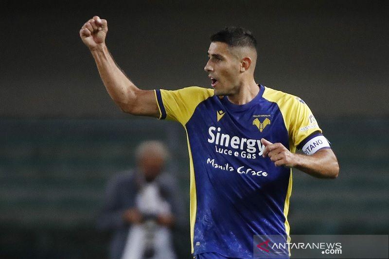 Verona paksa AS Roma telan kekalahan pertama di era Mourinho